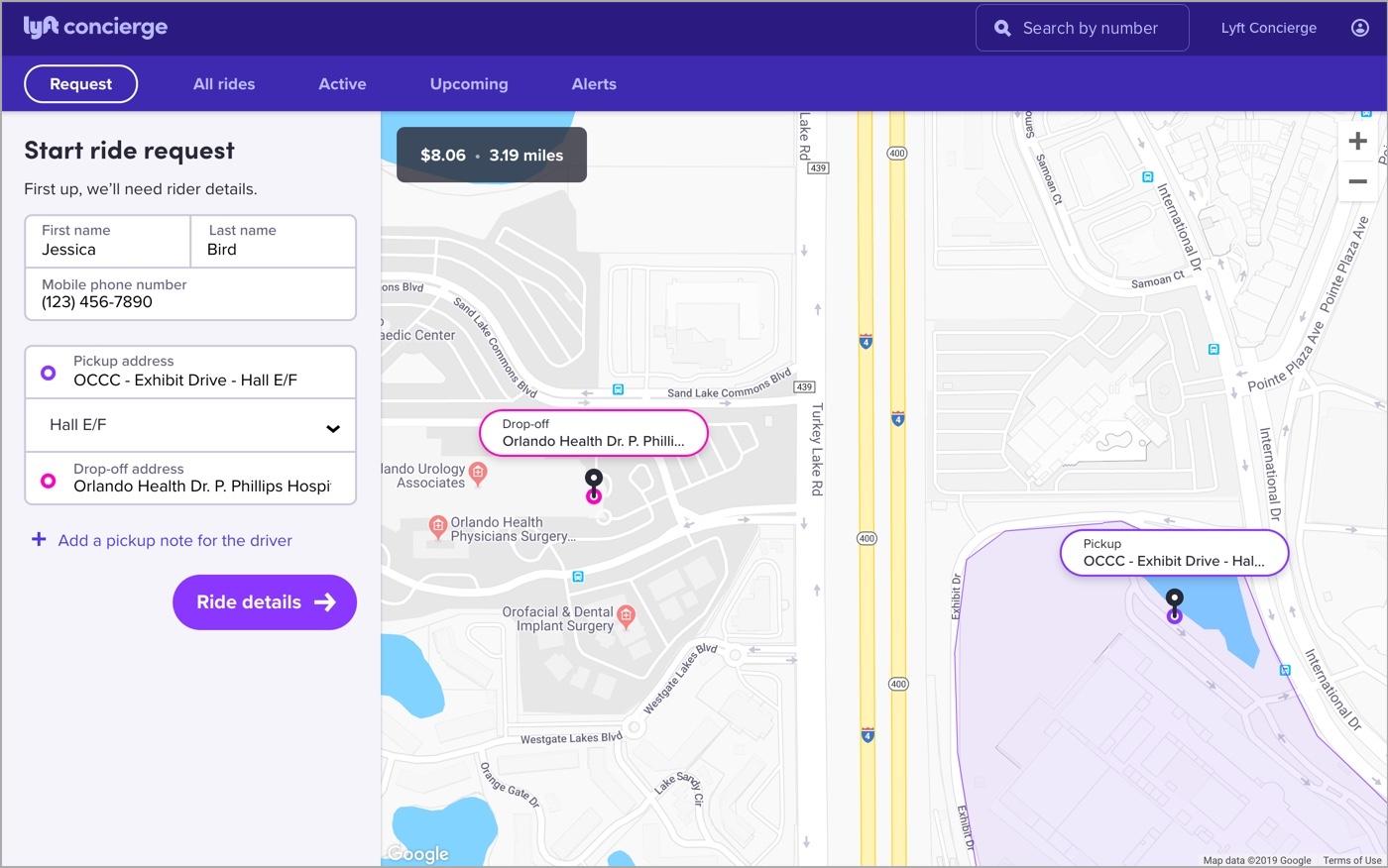 Navigating Lyft Concierge – Lyft Business